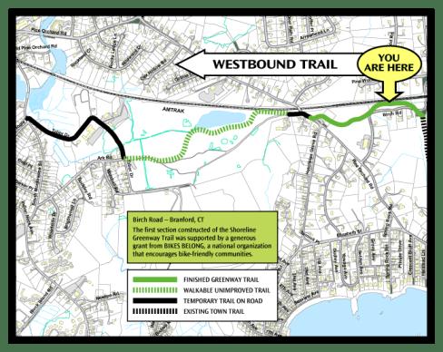 Westbound Trail