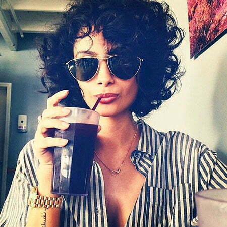 Jackson Girl Curly Sunglasses