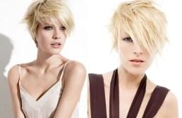 Cute Blonde Short Layered Haircuts