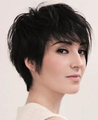 Very Short Choppy Haircuts for Women
