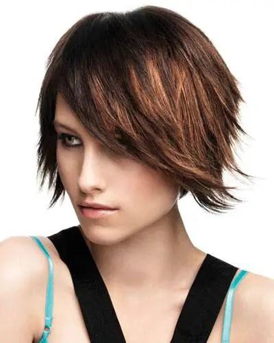 short choppy inverted bob hairstyles | Short Hairstyles 2015