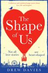 ShortBookandScribes #BookReview – The Shape of Us by Drew Davies @drew_davies @Bookouture #BlogTour