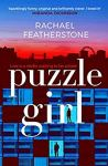 ShortBookandScribes #BookReview + Extract from Puzzle Girl by Rachael Featherstone @WRITERachael @DomePress #BlogTour
