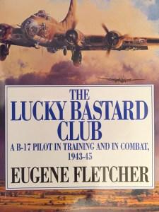 lucky bastard club cover