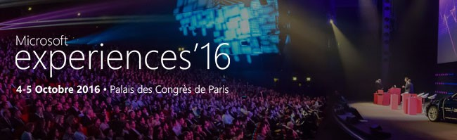 Shortways at Microsoft Experiences'16 !