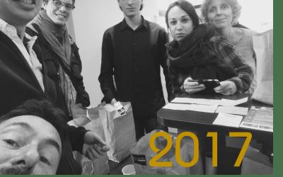 Toute l'équipe Shortways vous souhaite une bonne année 2017