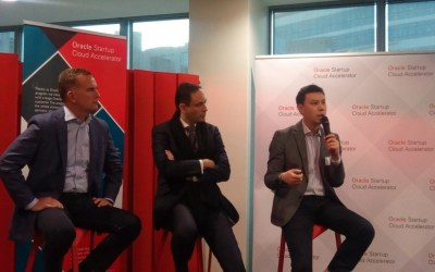 Shortways is now part of the program Oracle Startup Cloud Accelerator