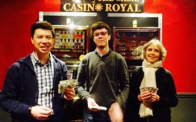 Shortways Team Building : en mode braquage de casino !