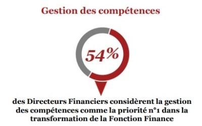 Transformation de la Fonction Finance : la priorité de 2017