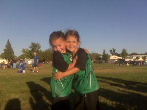 Selah and Olivia