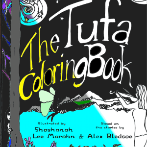 Tufa Coloring Book