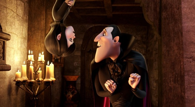 Hotel Transylvania (Movie Review)