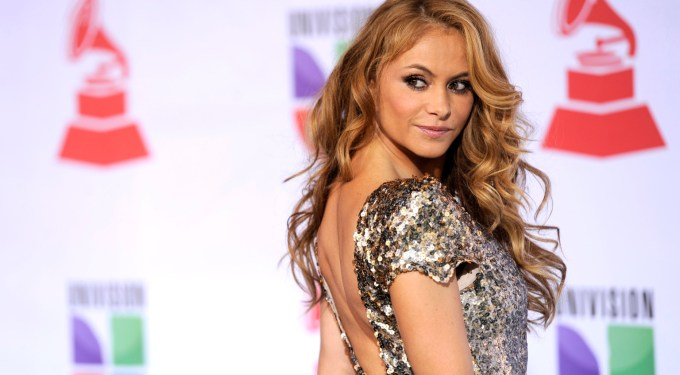 "Official! Paulina Rubio joins FOX's ""X-Factor US"""