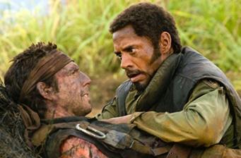 'Tropic Thunder' dethrones Batman at the box office