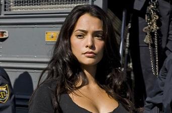 Natalie Martinez talks about her new film 'Death Race'