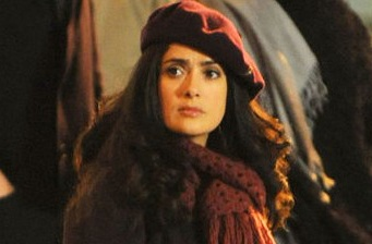 Salma Hayek returns to primetime TV