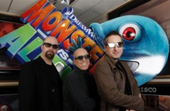 'Monsters vs. Aliens' 3D trailer to be seen in Super Bowl!
