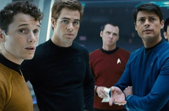 'Star Trek' is #1 at the box office!