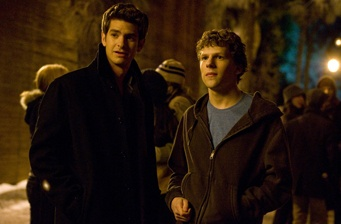 'The Social Network' makes it 2 weeks in a row!