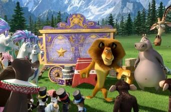 'Madagascar 3' stays at #1 at box office!