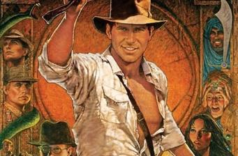 5 behind-the-scenes pics of new IMAX 'Indiana Jones'!