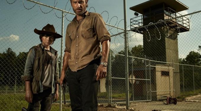 AMC's The Walking Dead Season 4 set for October 13