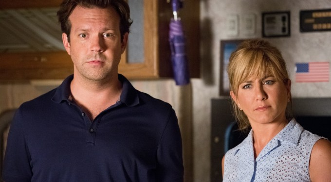 'We're The Millers': 5 questions with Aniston and Sudeikis