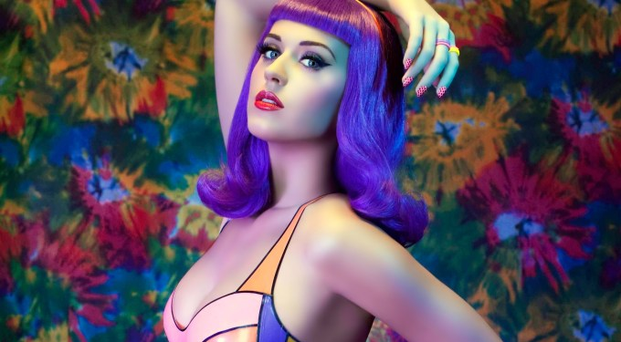 Katy Perry Burns Her Hair In The Name Of Her New Single 'Roar'
