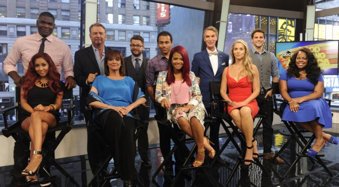 'Dancing With The Stars': See The New Cast's Dance Moves!