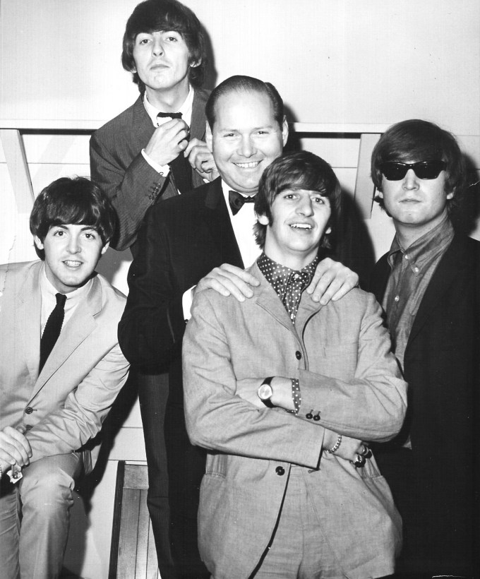 David Picker and The Beatles