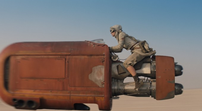 'Star Wars: The Force Awakens' – Four Official Stills