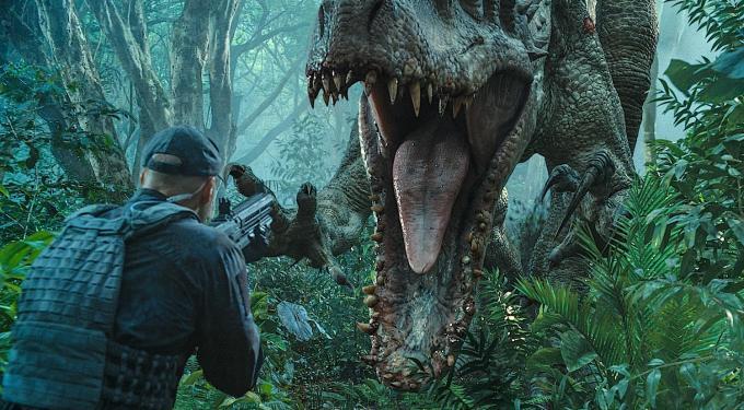 Jurassic World (Movie Review)