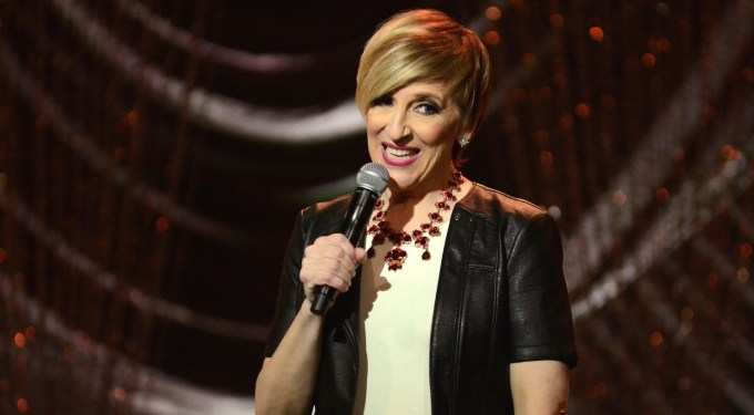 Comedienne Lisa Lampanelli On Trump, Cosby, Amy Shumer & Being 'The Queen Of Mean'