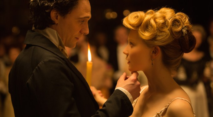 Crimson Peak (Movie Review)