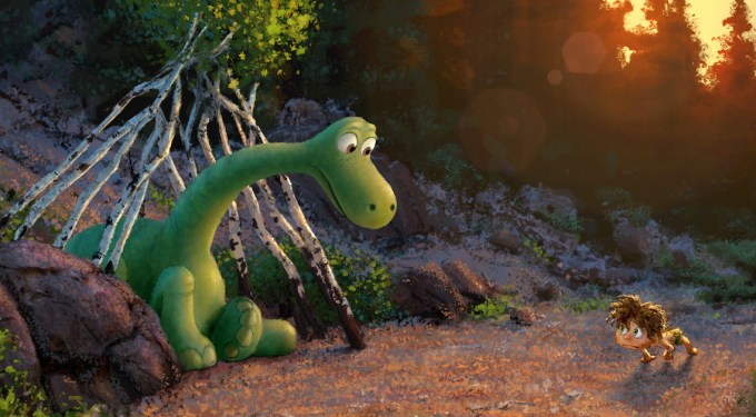 'The Good Dinosaur': Director Peter Sohn On Creative Freedom, Failure And Belonging To A 'Nerd Race'
