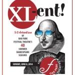 Oak Park Festival Theatre's 40 Summer Shakespeare Seasons: Sunday, June 8th