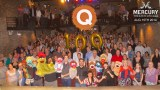 Avenue Q 100th Show - with audience, plus logos
