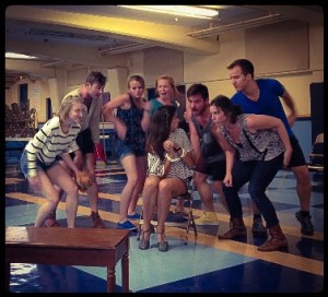 Urinetown Rehearsal Photo 2