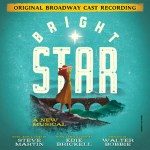 "STEVE MARTIN and EDIE BRICKELL's ""BRIGHT STAR"" cast album hits 5 BILLBOARD CHARTS"