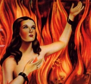 woman burning in hell (2)