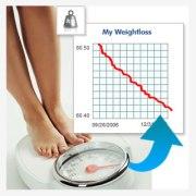 Weight Loss Diet Track Sheet