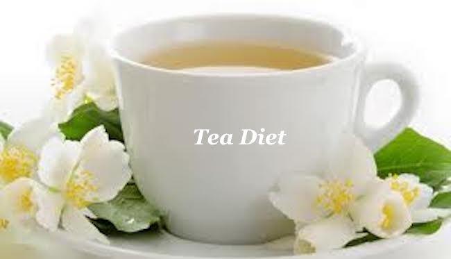Dr Oz Slimming Tea Diet