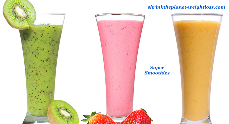 Superfruit Smoothies Weight Loss Recipes