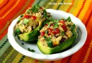 Stuffed Avocados with Quinoa
