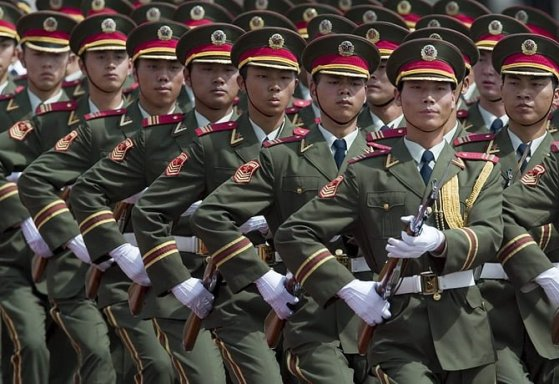"""America is No Longer Top Dog: Chinese Military """"Reaching Near-Parity"""" With the West"""