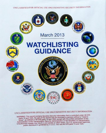 watchlisting-guidance