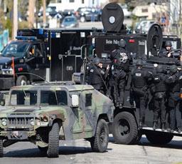 militarization-database