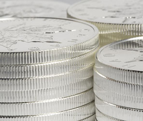 "A Jaw-Dropping Prediction: ""Silver Will Head Towards A $400 Price"" Silver-coins2"