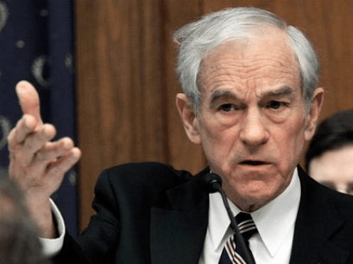 ron paul voting deep state