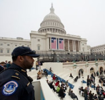 """Descending on the Capital: """"Inauguration Chaos, Protests And Checkpoints"""" Begin"""